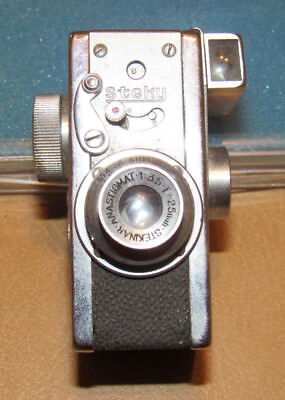 Steky Camera for 16mm film Model I JAPAN Sub Miniature Spy Toys