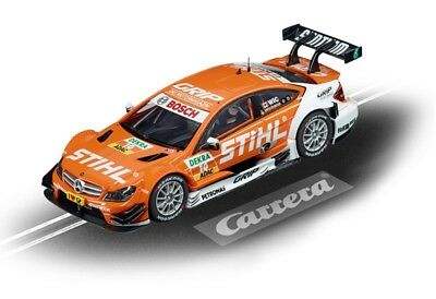 2013 Mercedes-Benz C-Class DTM Carrera Evolution 1:32 Scale Race Track Slot Car