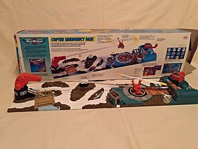 Micro Mashines Spielset Copter Energy Base, OVP