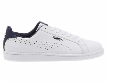 7d3dd28de73 NEW in BOX! PUMA Mens Leather Sneakers White Athletic Tennis Shoes Pick Size