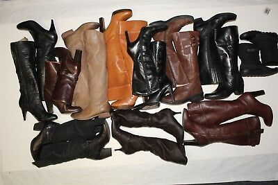 Lot Wholesale Used Womens Boots Rehab Resale Guess Donald Pliner Puma cCQ