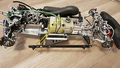 Lauterbacher 1/5 Super Mega Sprint Chassis L3 No Fg Evo Harm