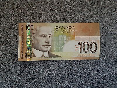 2004 Canadian 100 Dollar Bill