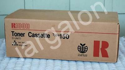 Genuine Ricoh Imaging Cartridge Toner Type 150 NEW