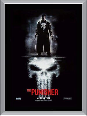 Punisher A1 To A4 Size Poster Prints