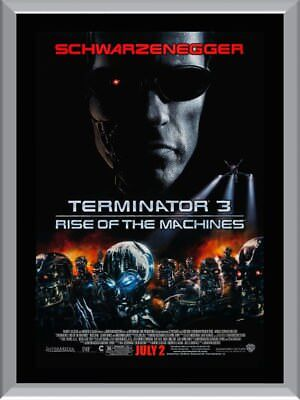 Terminator 3 A1 To A4 Size Poster Prints