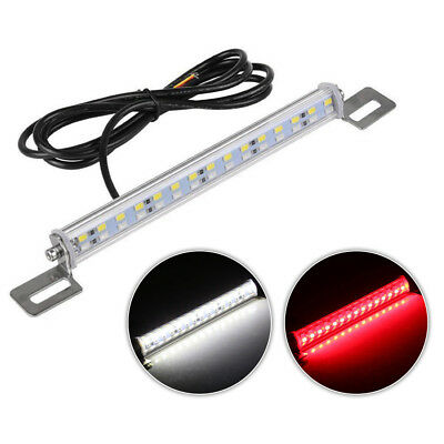 30 LED License Number Plate Light Tail Rear Lamp For Truck Trailer Lorry 12V