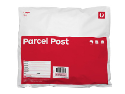 Australia Post 10 pack of 5kg prepaid satchels - Promptly sent from Melbourne