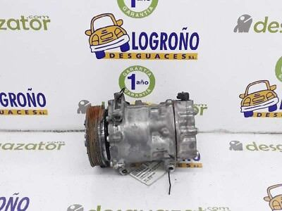 Compresor aire acondicionado CITROEN C4 GRAND PICASSO Exclusive 2006 9659875880