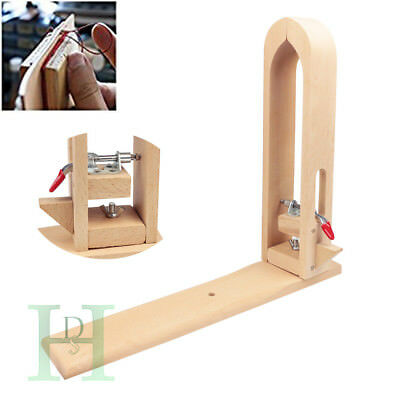Leathercraft Lacing Pony Sewing Horse Vice Clamp For Stitching Leather Tool UK