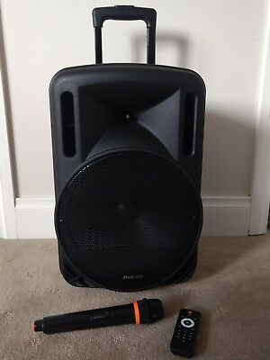 DFX Sound P112A As New In Box 800W PA DJ Party Powered Active Speaker