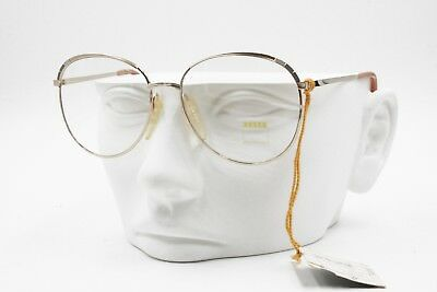 Vintage 70s ZEISS W. Geermany eyeglass frame 6422 1795, New Old Stock