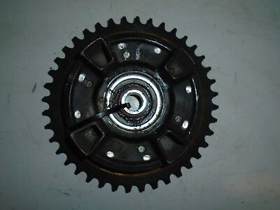 Kawasaki Zx10R Ninja 2006 2007:sprocket Carrier - Rear:used Motorcycle Parts