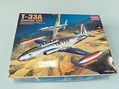 Academy T-33A Shooting Star 1:48