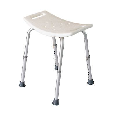 Shower Chair Bathroom Stool ortopedica 8Positions Adjustable Height with Non ...