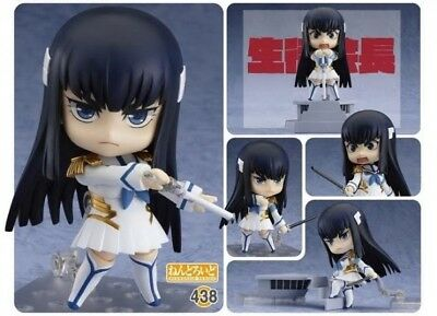 Good Smile Kill La Kill Satsuki Kiryuin Nendoroid Action Figure USA Seller Authe