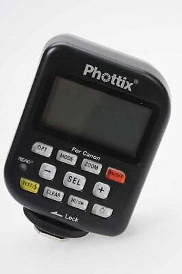Phottix Odin TCU TTL Flash Trigger Transmitter v1.5 for Canon               #06H