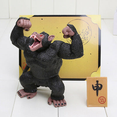 Dragon Ball Z Japan Anime Goku Ape Monkey King Kong Mini Action Figure Toy Kid