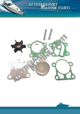 Yamaha water pump repair kit replaces: 6J8-W0078-A1, 6J8-W0078-A2