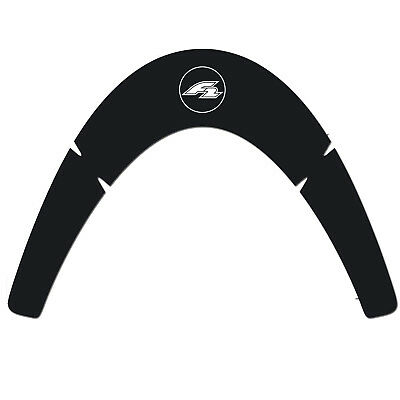 F2 NOSESHIELD GR. M = 426 x 295 MM ~ NOSE PROTECTOR WINDSURF SURFBOARD SHIELD