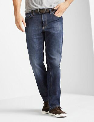 Mustang Big Sur Herren Jeans (Stretch), W32 -to- W44 / rinse washed