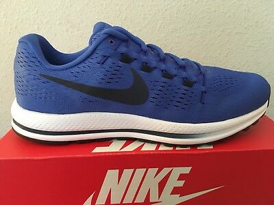 official photos e2189 670ef Nike Air Zoom Vomero 12 Men s Running Shoes Blue Black 863762 407 Size 10,  10.5