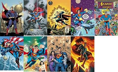Action Comics #1000 Complete Variant Set Decades Jim Lee Johns Bendis Dc Comic