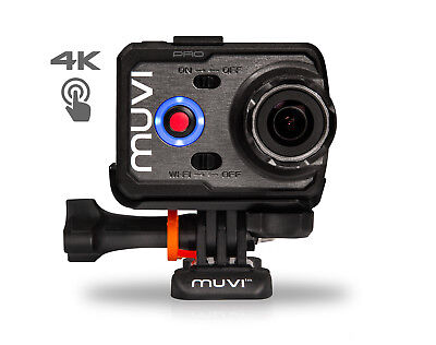 Veho MUVI K-Series K-2 Pro 4k Wi-Fi Hands-Free LCD Sports Tough Action Camera