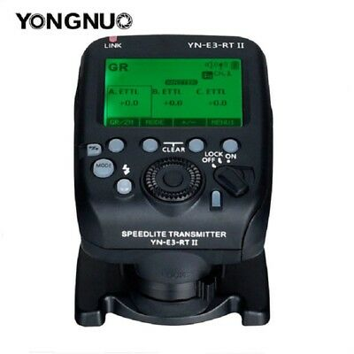 Yongnuo YN-E3-RT Flash Speedlite Transmitter for Canon EOS Camera