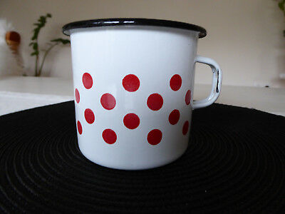 Emaille / Email Tasse