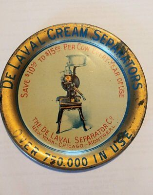 DE LAVAL CREAM SEPARATORS Tip Tray