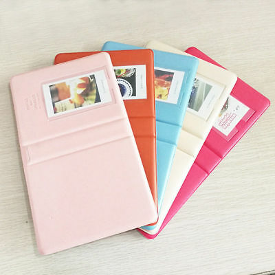 Fujifilm Instax Photo Mini Book Album For mini 7s 8 9 25 50s Films 64 Pockets