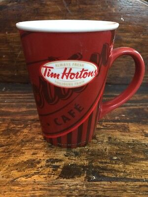 Tim Hortons 2008 Ceramic Coffee Mug Tea Cup Limited Edition #008 Tims Canada