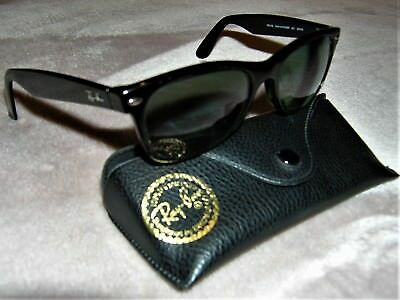 "RayBan ""New Wayfarer"" Model RB 2132 Made in Italy. FRAMES ONLY"