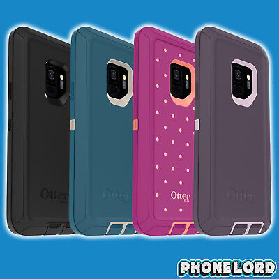 Genuine OtterBox Defender case cover for Samsung Galaxy GS9 S9 PLUS strong tough