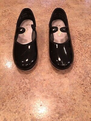 Spotlights Girl Tap Shoes Size 11 1/2