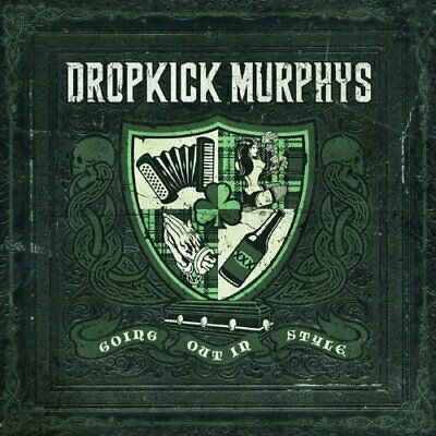 Dropkick Murphys - Going Out In Style - Dropkick Murphys CD CUVG The Cheap Fast