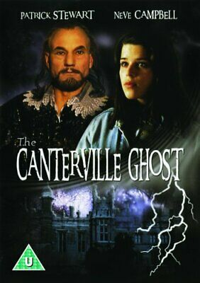 The Canterville Ghost [1996] [DVD] [2007] - DVD  4QLN The Cheap Fast Free Post