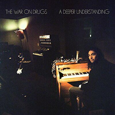 The War On Drugs - A Deeper Understanding - The War On Drugs CD 73VG The Cheap