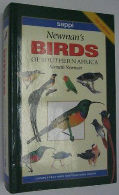 Newman's Birds of South Africa by Newman, Kenneth Paperback Book The Cheap Fast