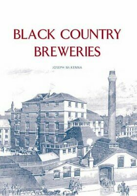 Black Country Breweries by Mckenna Paperback Book The Cheap Fast Free Post