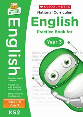 National Curriculum English Practice: Year 4 (100 Practice Act... by Scholastic,