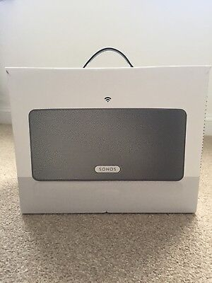 Sonos Play 3 Wireless Speaker (White)