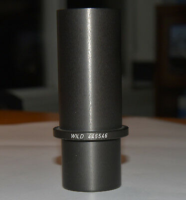 Leica WILD Photo Tube Adapter #445546