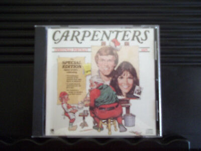 Christmas Portrait by Carpenters CD 1990 A&M The Special Edition Like New