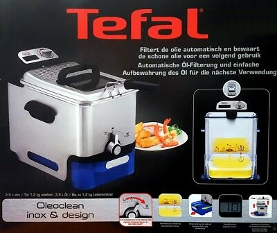 tefal fr4950 versalio deluxe 9 in 1 weiss schwarz fritteuse 1600 w rechteckig eur 109 90. Black Bedroom Furniture Sets. Home Design Ideas