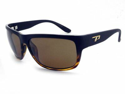 04362f496e6 New Peppers Polarized Sunglasses Orca Matte Black Fade with Brown Polarized  Lens