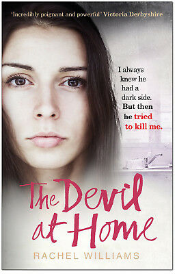 The Devil At Home - Rachel Williams (Paperback) *BRAND NEW*