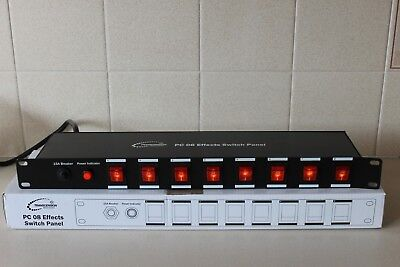 Transcension Pc08 8 Way 13 Amp Switching Rack Mountable Controller