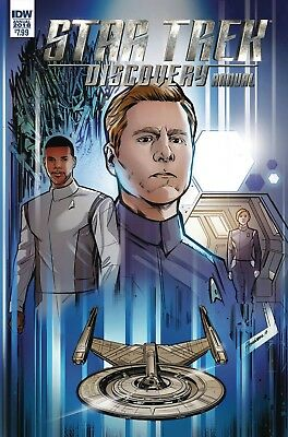 Star Trek Discovery Annual 2018 Cover A B Variant Cover Set Idw Comic 4/4/2018